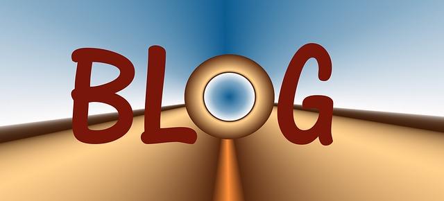 blog personal branding